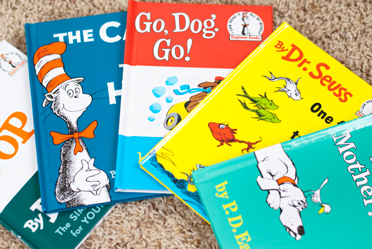 best dr seuss books for kids