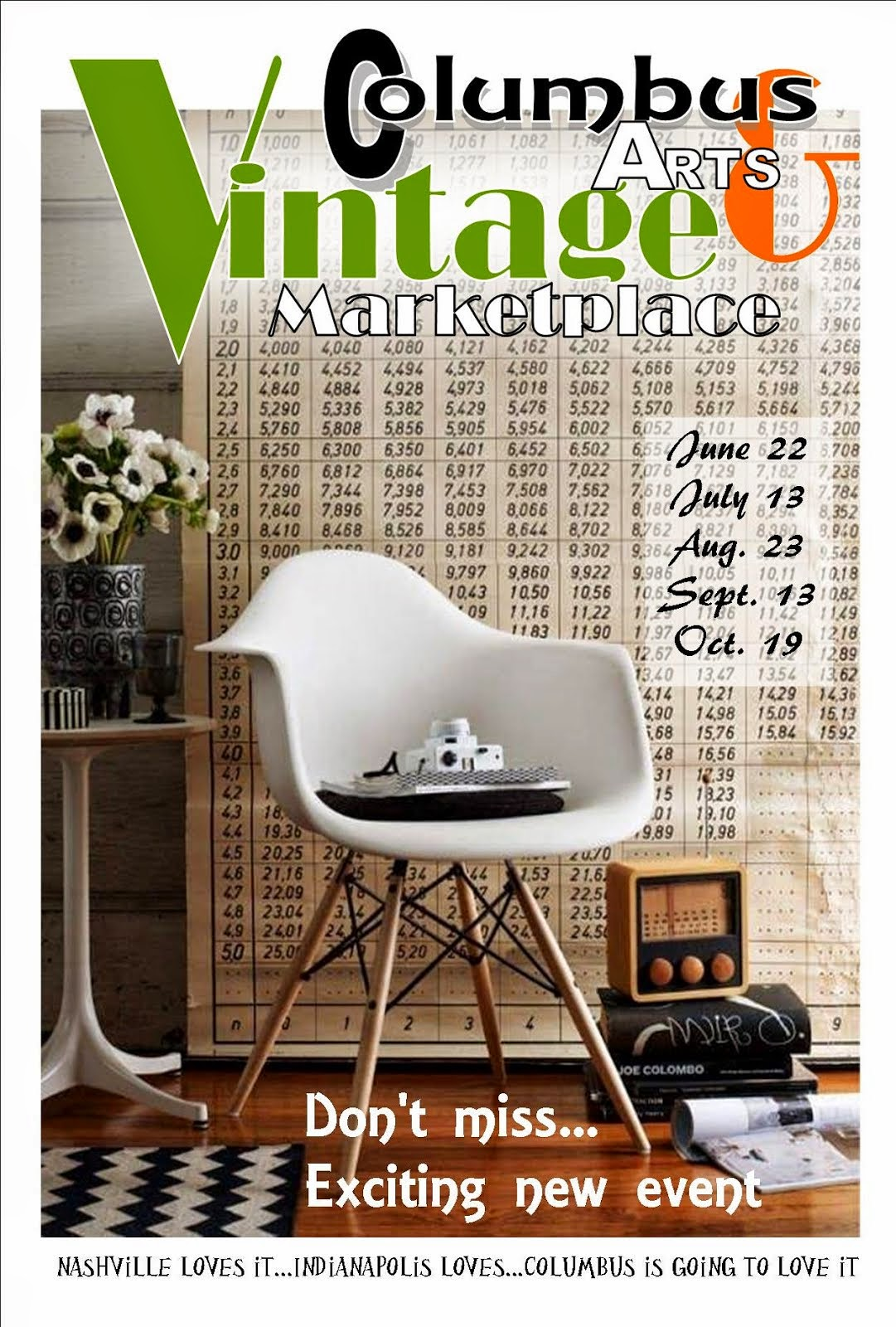 Columbus Arts and Vintage Marketplace