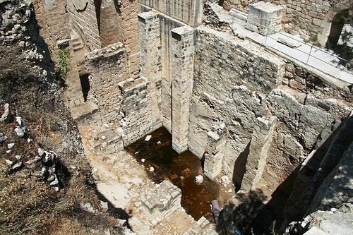 narrativa bíblica o tanque de betesda arqueologia