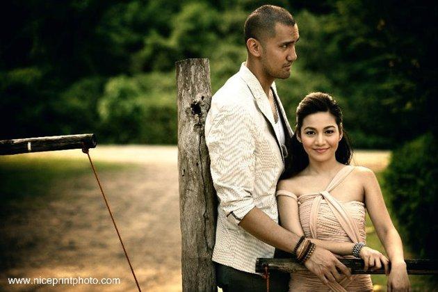 Wedding: MELANIE CALUMPAD a.k.a. KYLA: A MOMENT OF SERENITY WITH HER