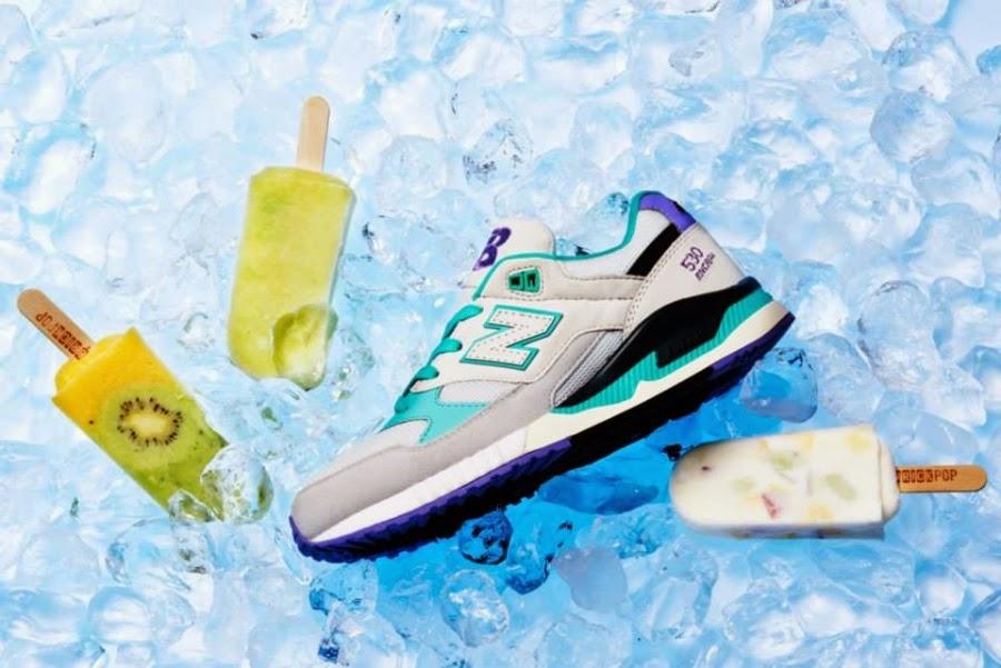 new balance ice cream collection