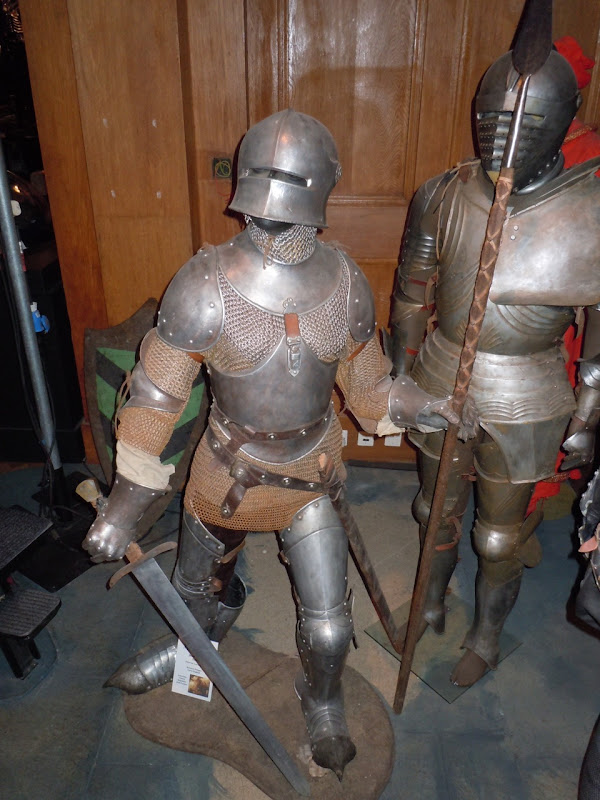Milla Jovovich Joan of Arc armour
