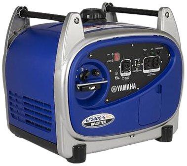Inverter portable generator reviews yamaha ef2400ishc review for Yamaha inverter generator vs honda
