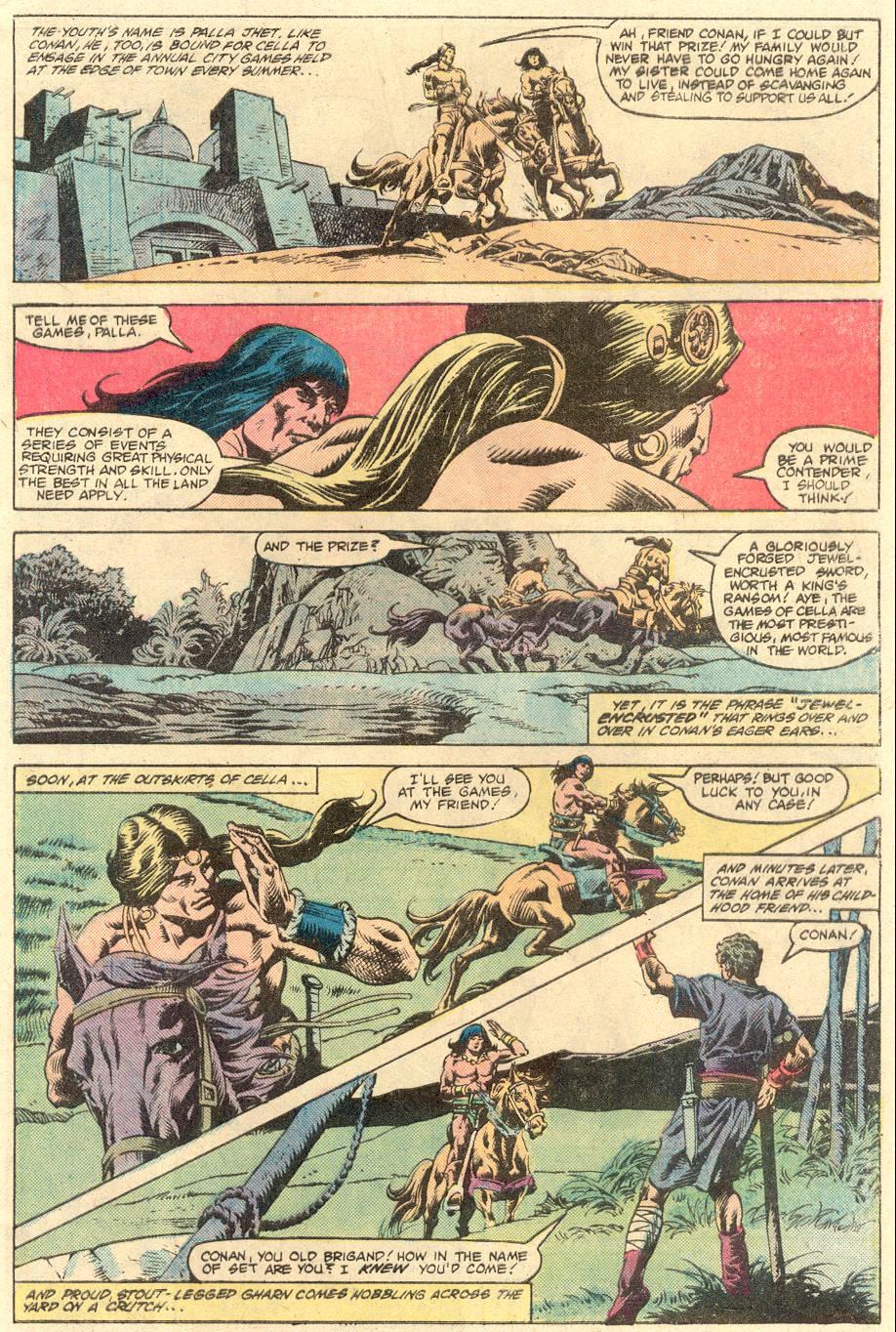 Conan the Barbarian (1970) Issue #132 #144 - English 6