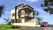 Indian Model House Design