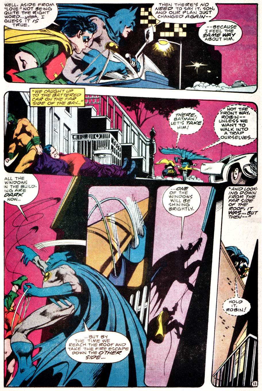 Detective Comics (1937) Issue #555 Page 12