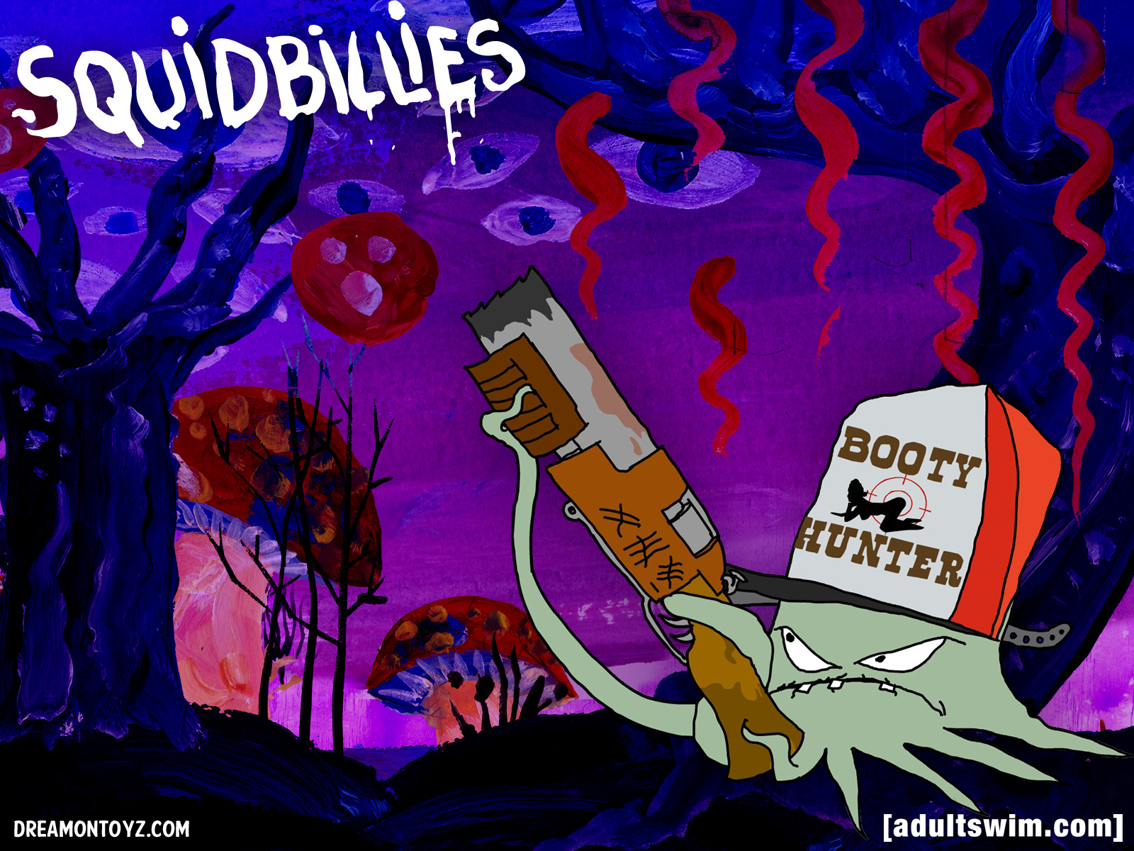 Squidbillies Background Photo by ShakeSicle | Photobucket