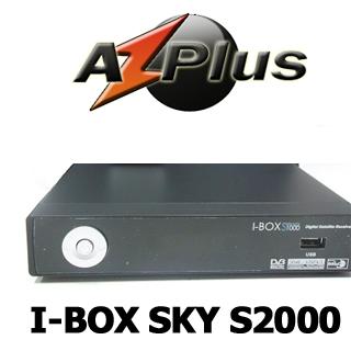 Azplus sky ibox s2000 - Atualização 21/04/2014