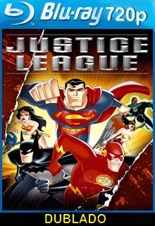 Assistir Liga da Justiça Sem Limites Dublado Online