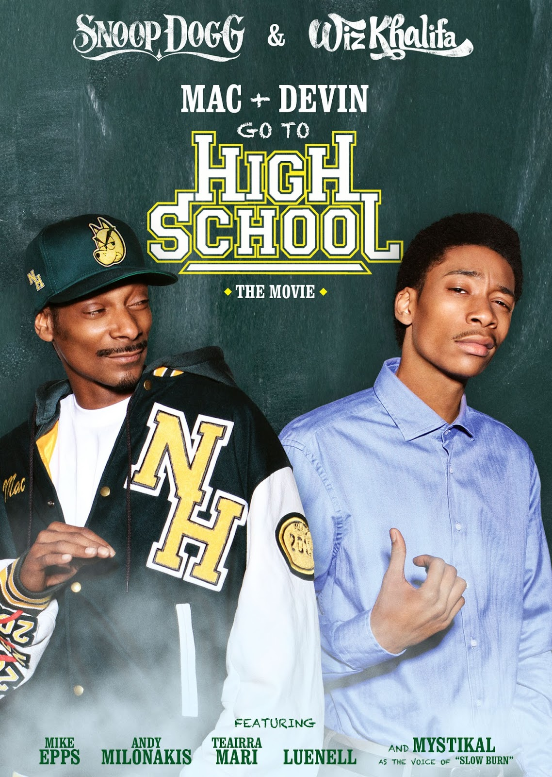 Mac And Devin Go To High School streaming vf
