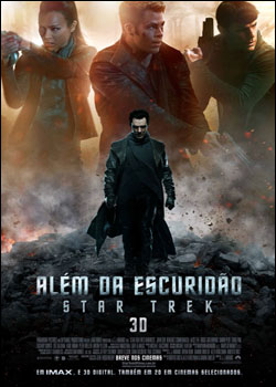 Download Além da Escuridão: Star Trek AVI RMVB Legendado