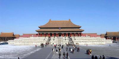 Forbidden City Kota Terlarang Termegah, Terindah, dan Terpopuler