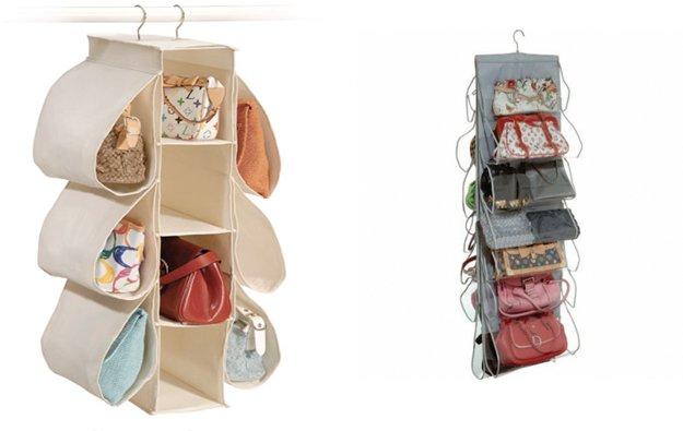 Rachel s fashion room c mo colocar correctamente las prendas en los diferentes tipos de perchas - Como guardar los bolsos ordenados ...