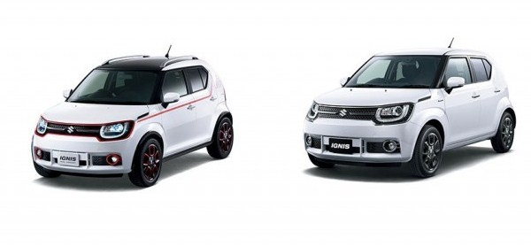 Suzuki Ignis Reincarnated in Tokyo