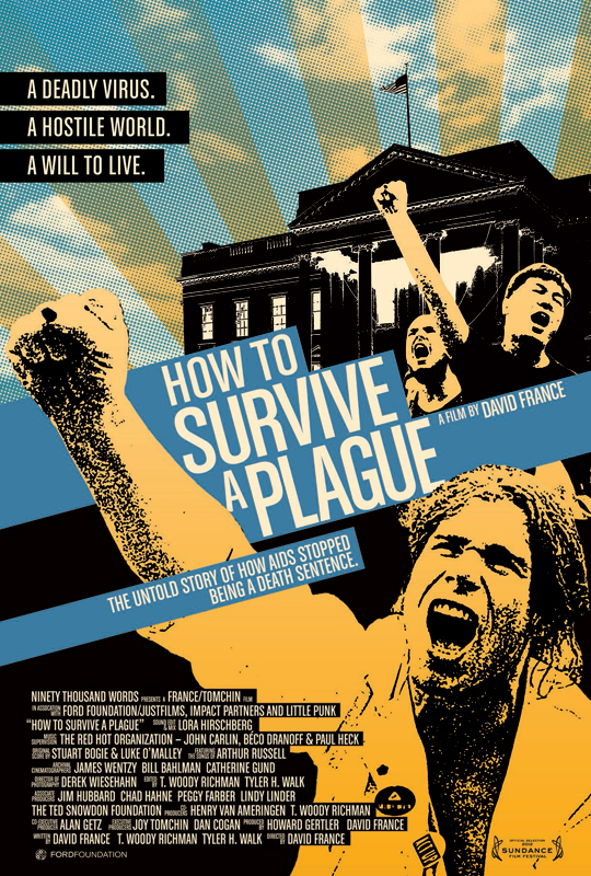 Watch How to Survive a Plague Movie Online Free 2012