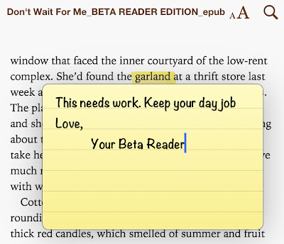 beta-readers