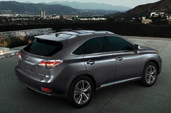 Perfect 2016 Lexus Rx 350 Price In Canada