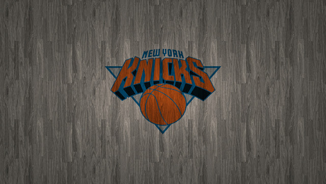 Eastern NBA Team Logo Wallpapers for iPhone 5 - New York Knicks