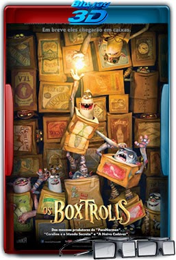 Os Boxtrolls Torrent Dublado