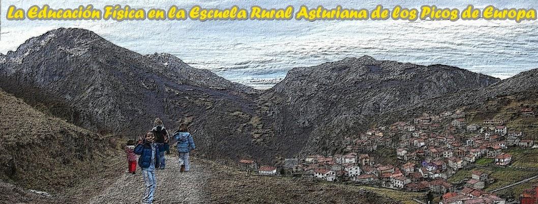 La Educación Física en la Escuela Rural Asturiana de los Picos de Europa.