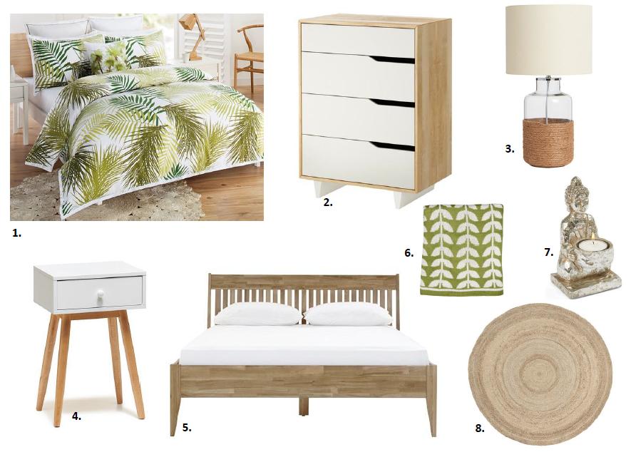 Penninsula Table Lamp – White $59 (Target). 4. Dipped Bedside Table $35.00 - Target Bedside Table Canihouse