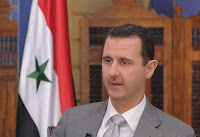 Bashar al Assad 