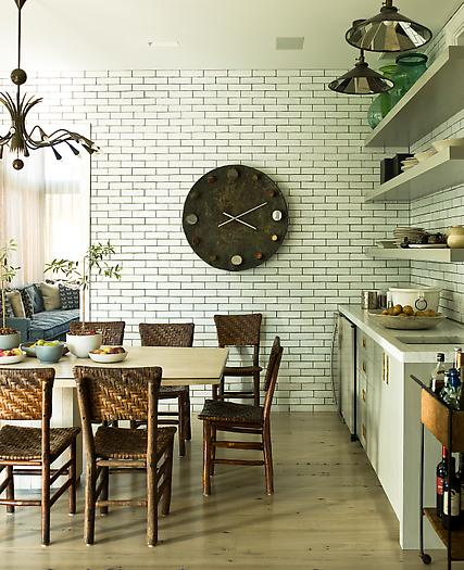 Kitchen Of The Week Kitchens With Floor To Ceiling Tiles