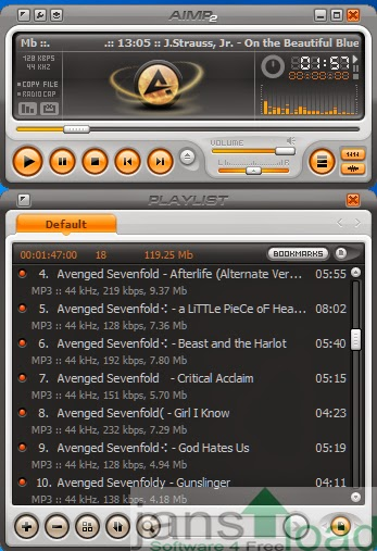 AIMP Free Music Player - Download AIMP 3