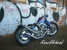 The Knucklehead Chopper