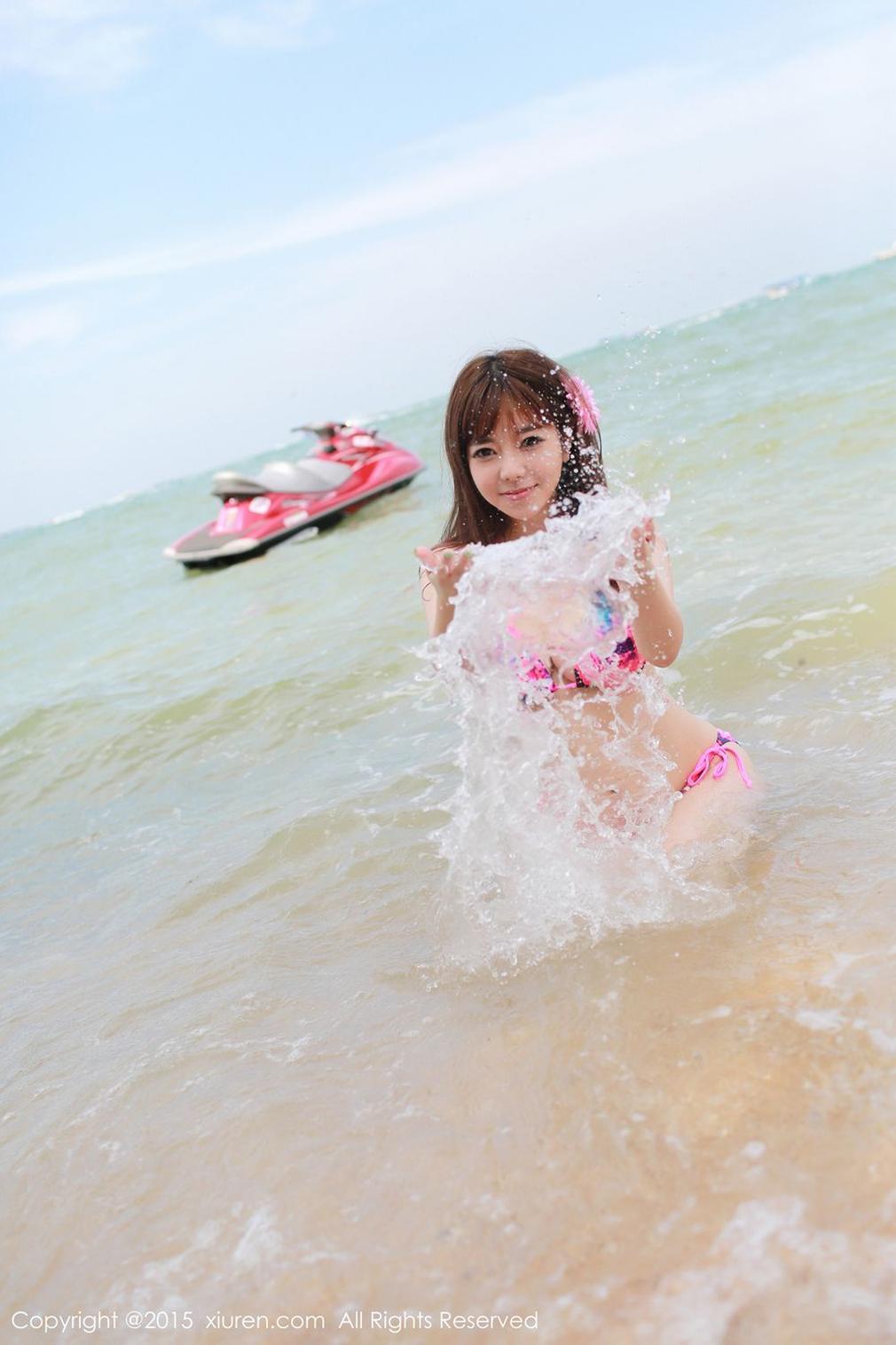 Liu Fei er 刘飞儿Faye Big Boobs Queen Nipples See Through