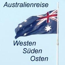 Australienreise Westen Süden Osten