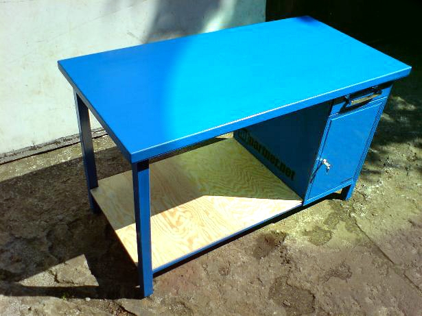 Stół warsztatowy ślusarski solidny