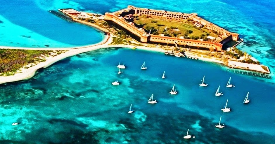 Visit The World Florida Dry Tortugas National Park Look