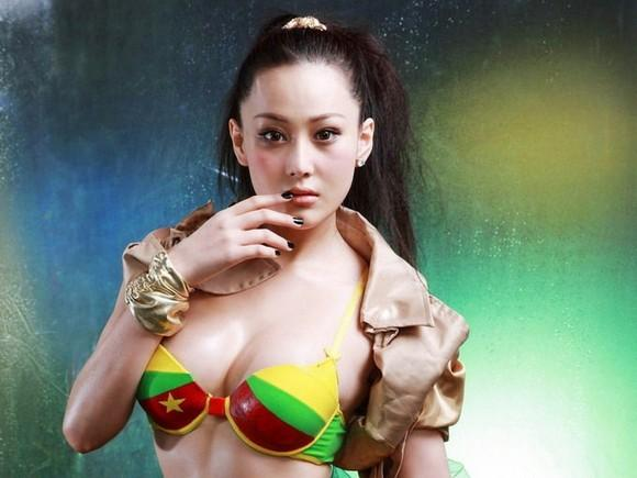 Girls Beauty Wallpaper Zhang Xinyu 53