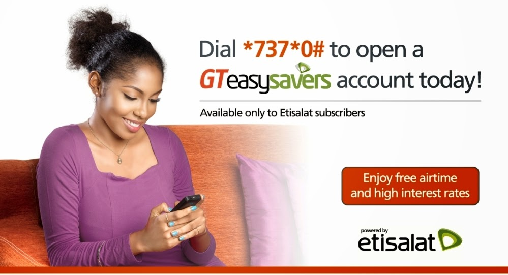 GTBank New Easy Savers Account