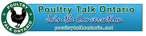 Poultry Talk Ontario, Join Now!
