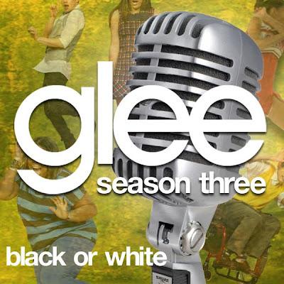 Glee Cast - Black Or White Lyrics