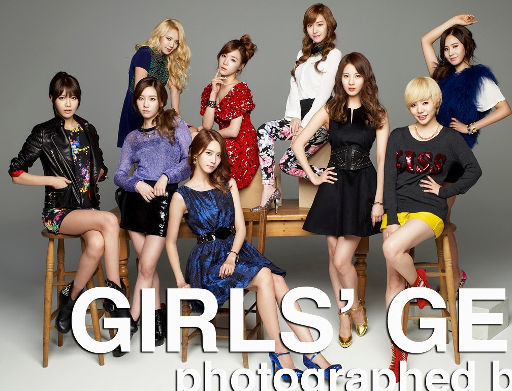 Snsd girls generation anan magazine 2 snsd girls generation anan