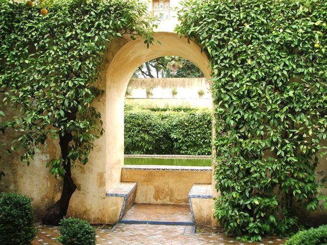 Blogosferia reales alc zares de sevilla for Jardin 81 treinta y tres