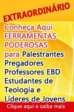 FERRAMENTAS INTERESSANTES PARA SEU MINISTÉRIO