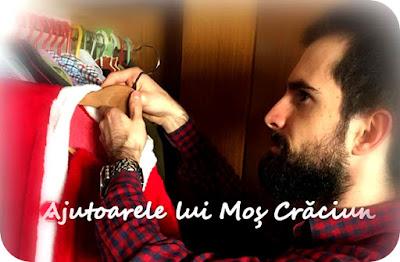 Ajutoarele lui Mos Craciun din Bucuresti