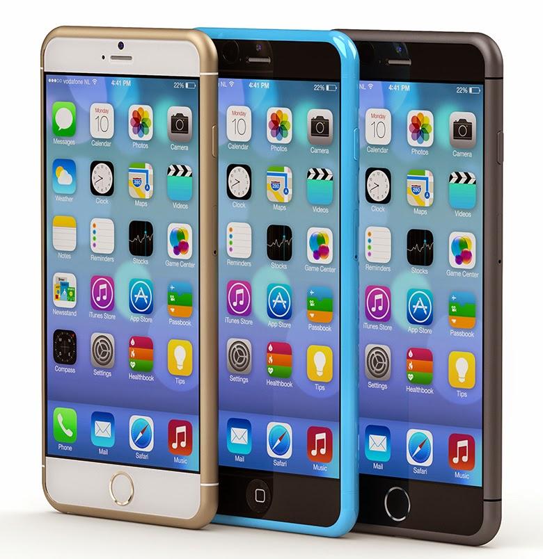 Apple Sahkan Majlis Pelancaran iPhone 6 Pada 9 September 2014