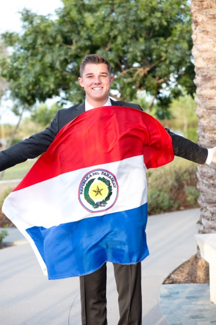 Paraguay Here I come!!!!