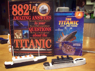 Books about The Titanic and Craft