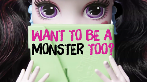 Entertainment will still be a key focus with the successful tent poles as Monster High is ranked #2 childrenu0027s direct to video franchise. & Monster High Reboot How Do You Boo? | NataliezWorld