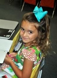 Hannah {9 Years old}