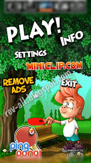 menu utama game pingpong android (rev-all.blogspot.com)