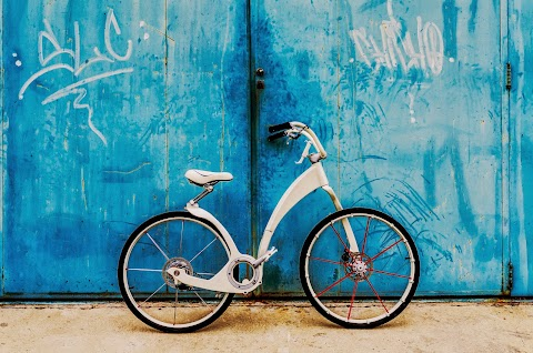 The Gi Bike. The Future of Urban Transport.
