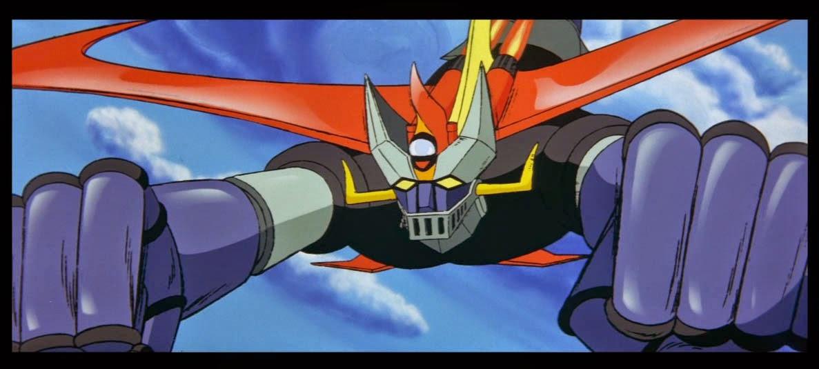 Go Nagai Super Robot Movie Collection, la recensione - L'Antro ...
