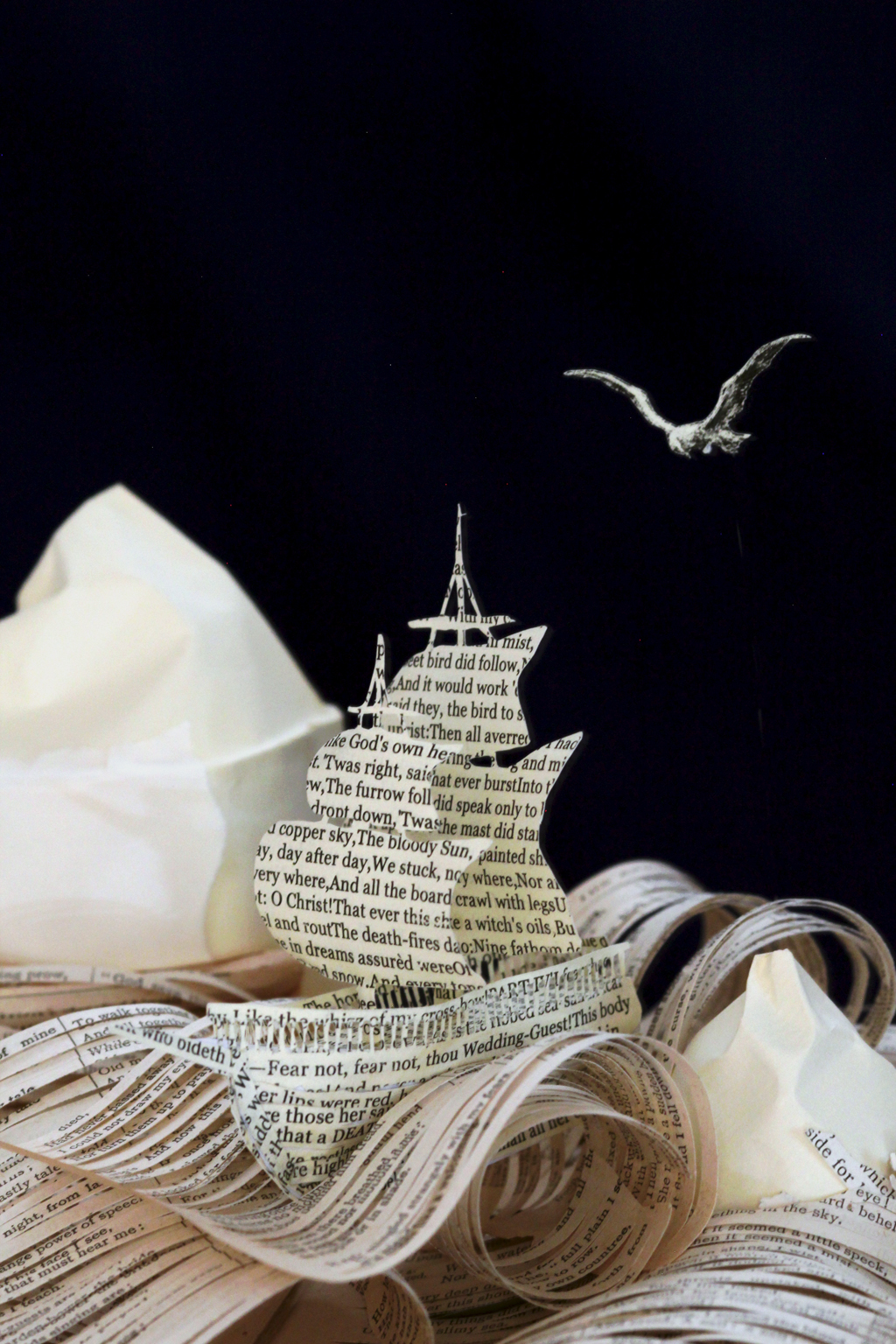 the rime of the ancient mariner theme essay When the ancient mariner kills the albatross, he has not only violated  which  provides ample proof of some sort of supernaturalism in the poem's theme.